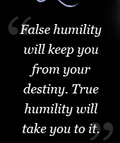 The Importance of Detecting False Humility (6/6)