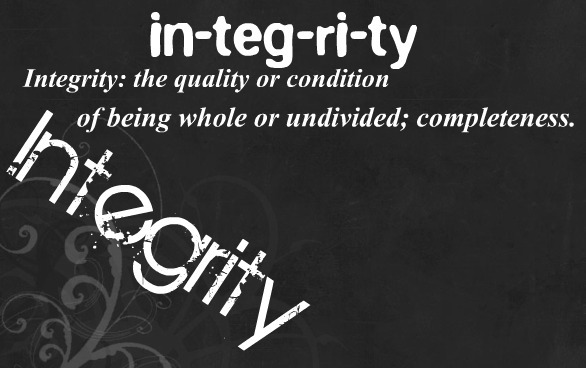 Maintain Standards to Build Integrity (6/6)
