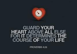 Guarding Your Heart from the Spirit of DIVISION