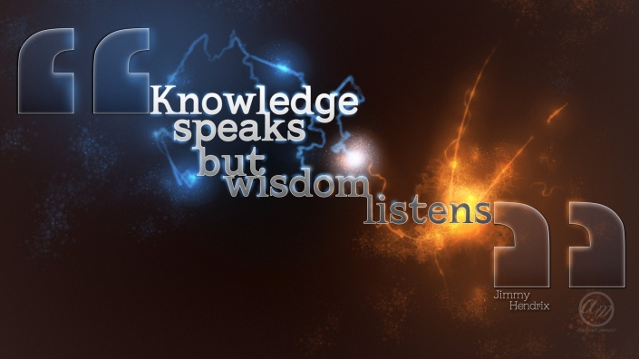Wisdom_Listens_Wallpaper_by_KleaveR