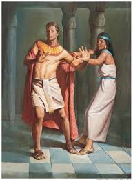 Joseph and Potifar's wife