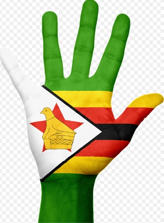 Zimbabwe hand