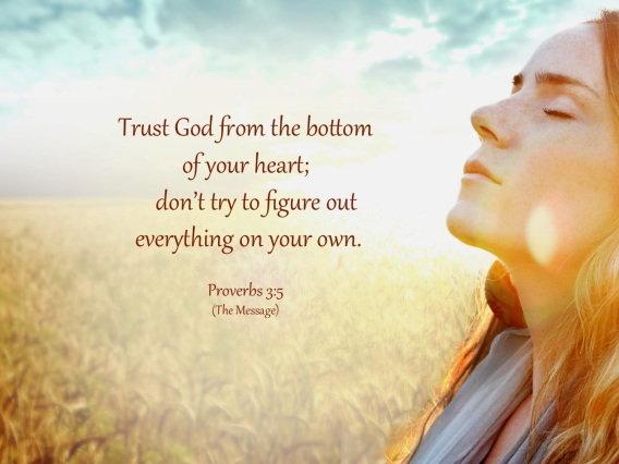 Image result for trust in the Lord
